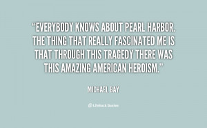 Quotes About Pearl Harbor