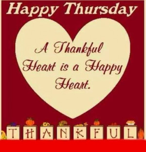 Thankful Thursday Pictures, Photos, and Images for Facebook, Tumblr ...