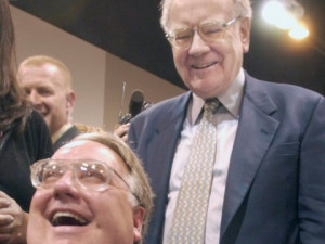 Warren Buffett's Best Advice Ever May Have Been About Parenting