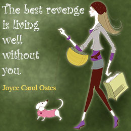 ... creative and entertaining ideas on how to get revenge on ex boyfriend