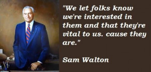 Sam walton famous quotes 4