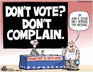 WHY YOUR VOTE COUNTS - An Election Reminder to All Americans That ...