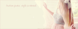 Facebook Covers Girly FB Cover