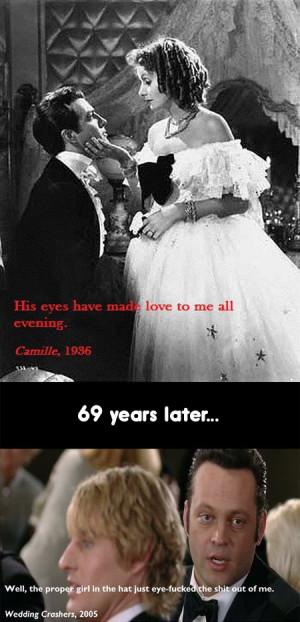 Wedding Crashers Funny Quotes