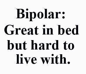 Bipolar…and proud to be a deadbeat dad……wow what a sperm donor ...