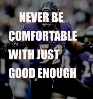 Baltimore Ravens linebacker Ray Lewis is one of the hardest playing ...