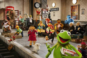 The Muppets...Again!-Movie-Muppets-Tina Fey-Kermit the Frog-Miss ...