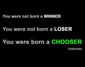 You Are A Winner Quotes
