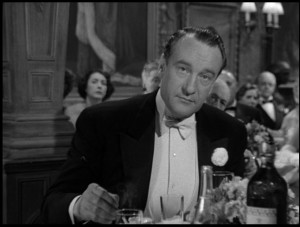 George Sanders as Addison DeWitt