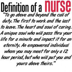 of a nurse #Nurse #Inspiration #Quotes. I am a Pediatric Nurse ...