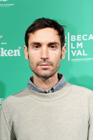 Malik Bendjelloul Director Malik Bendjelloul attends the Heineken Wrap