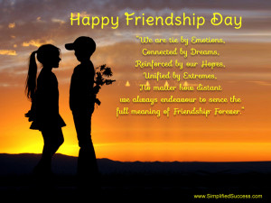 Happy Friendship Day Quotes Wallpapers Widescreen free HD Wallpaper ...
