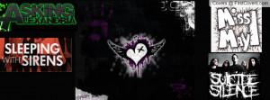 screamo bands Profile Facebook Covers