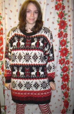 32 Outlandishly Ugly Christmas Sweaters
