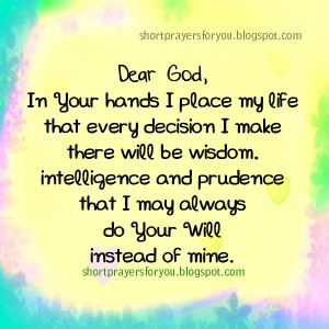 your in my prayers quotes