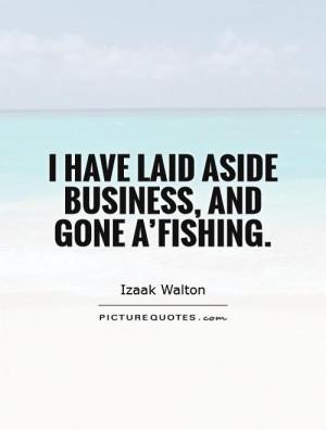Fish Quotes Izaak Walton Quotes