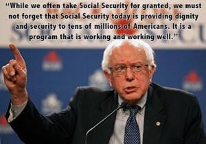 Senator Bernie Sanders quote