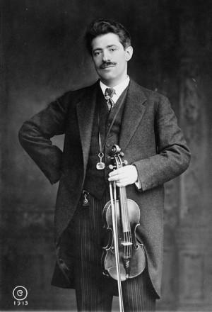 Fritz Kreisler Violin Sheet Music
