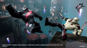 ... Disney Infinity' to Get Invaded by the 'Guardians of the Galaxy