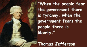Thomas Jefferson Quotes Wisdom & Life