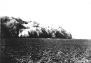 Dust Bowl Image: Dust Storm