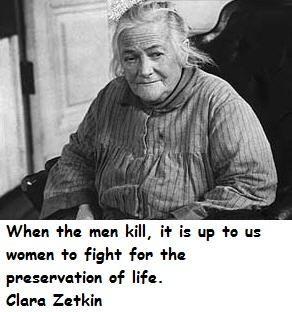 Clara zetkin famous quotes 5