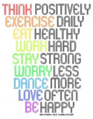 Staying Healthy Quotes http://kootation.com/motivational-quotes ...