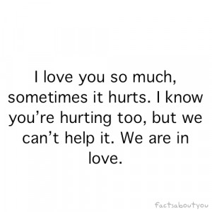 Love You So Much Quotes Tumblr For Him I love him so much quotes