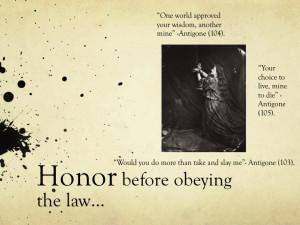 Antigone Quotes