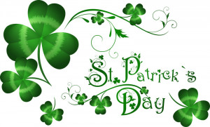 St, Patrick's Day Banner