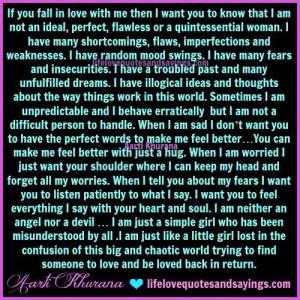 Am Neither An Angel Nor A Devil..