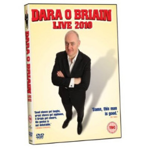 columnist and TV presenter Dara O'Briain has been dubbed Terry Wogan ...