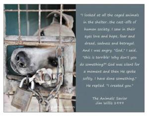 The Animals Savior - Jim Willis 1999