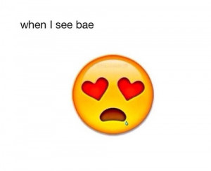 BAE When You See