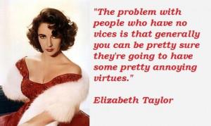 Elizabeth taylor quotes 1