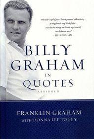 ... Graham in Quotes Abridged