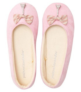 Peter Alexander - Women - Slippers - Paris Couture Slippers: Bedtime ...