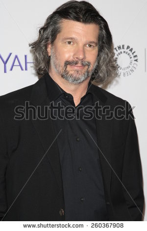 LOS ANGELES - MAR 12: Ronald D. Moore at the PaleyFEST LA 2015 ...