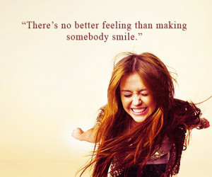 Miley Cyrus quote by GoddessSellyGomez