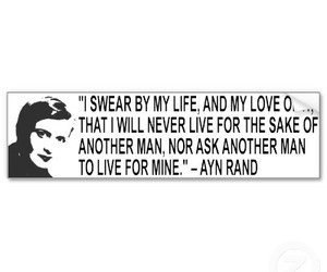 20 Best Quotes By Ayn Rand On Individualism [ pics ] @ Quotes160