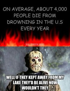 jason voorhees more jason voorhees funny things friday 13th humor ...