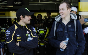 Bradley Smith is relishing the prospect of teaming up with fellow ...