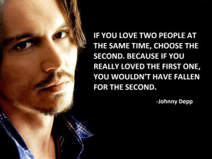 Tags: 1600x1200 , Johnny Depp Quotes , Love Quotes , Johnny Depp