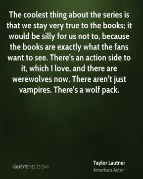 Werewolves Quotes