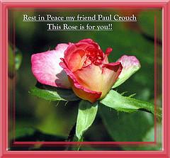 Rest In Peace Friend Rest in peace my friend!