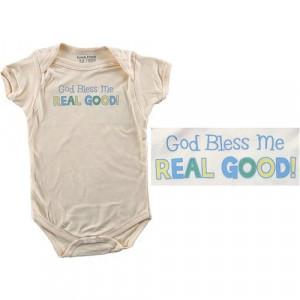 Baby-Says Bodysuits - Religious Sayings