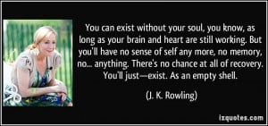 More J. K. Rowling Quotes