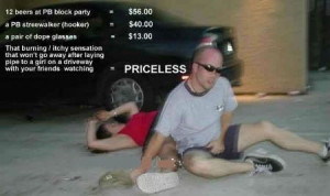 MySpace Mastercard Priceless Comments