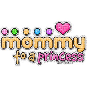 Mommy Quotes - Pregnancy Quote Banners - Mommy Pride Glitter Graphics ...