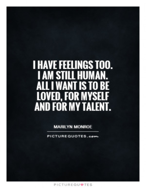 Marilyn Monroe Quotes Myself Quotes Talent Quotes